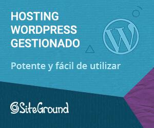 Siteground Hosting web